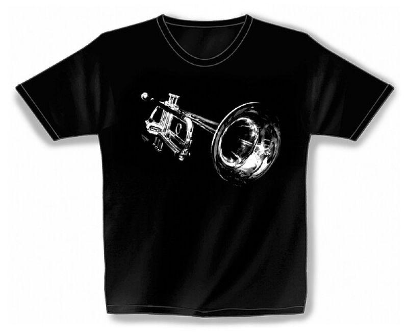 ROCK YOU T-Shirt Trumpet S