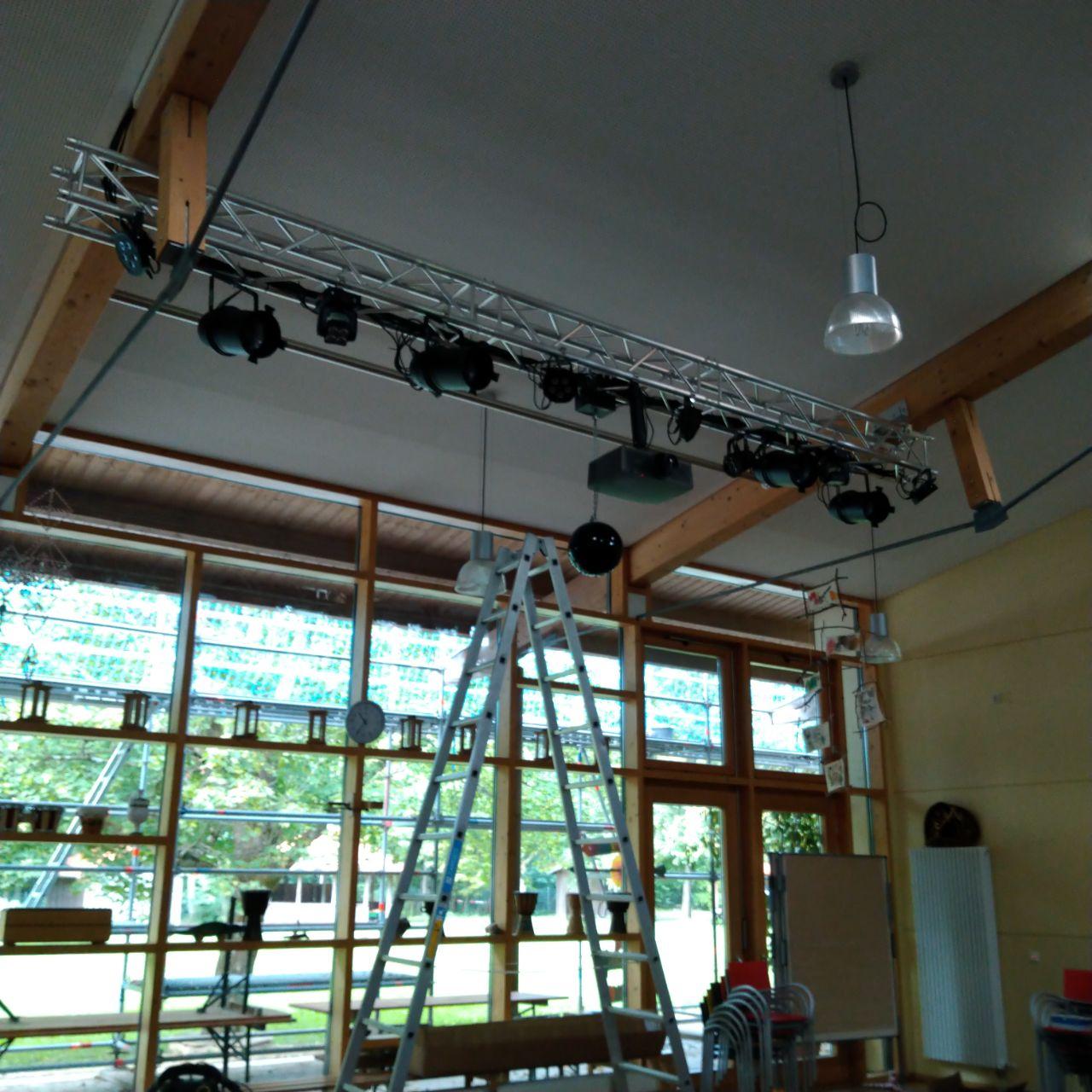 Installation WPC