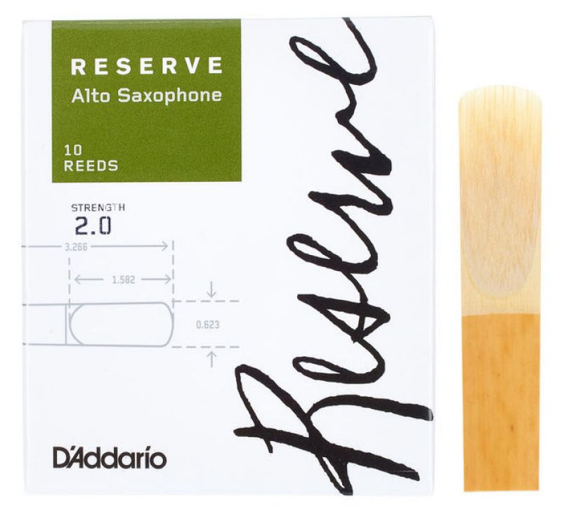 D'Addario DJR1020 2.0