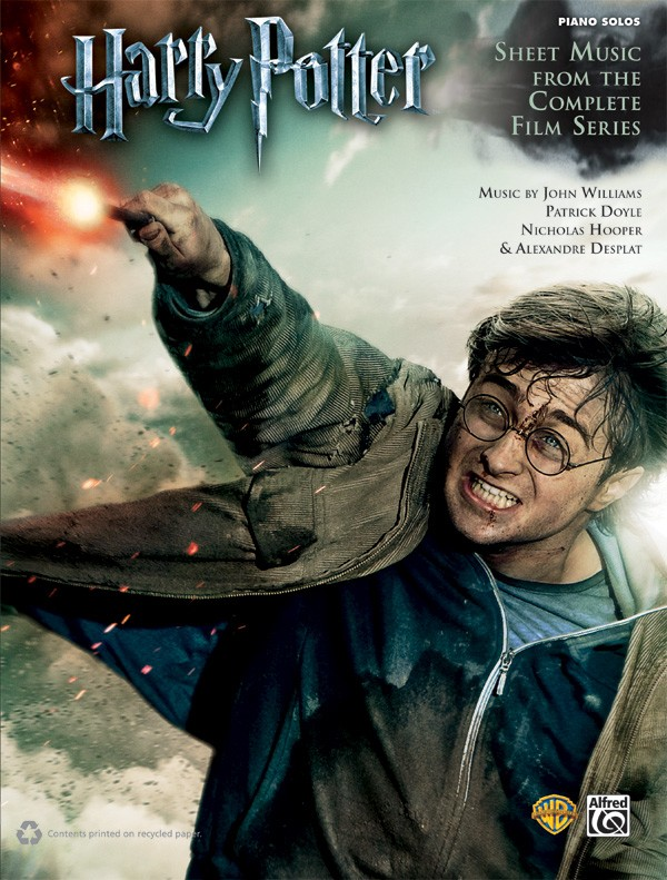 Alfred Music Publishing Harry Potter Complete Film